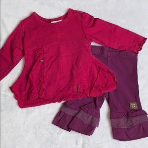 Naarrtjie Outfit Size 6-12 Months
